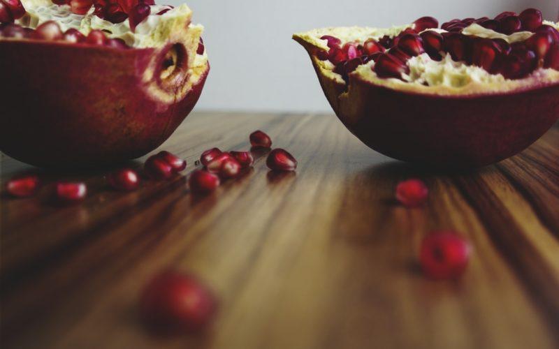 Granat, owoc